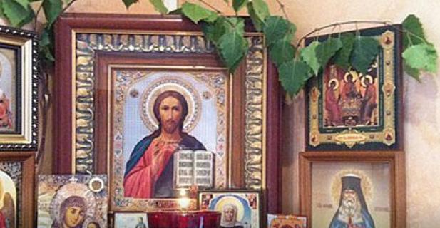 икони за дома