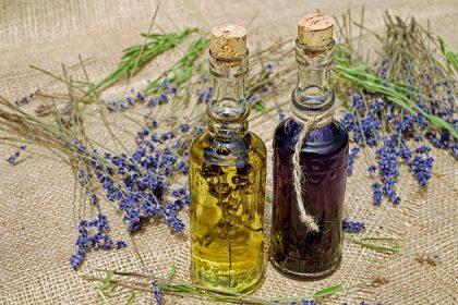 терапия суха кожа масла