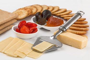 запечено сирене мед семена