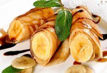 бананов десерт