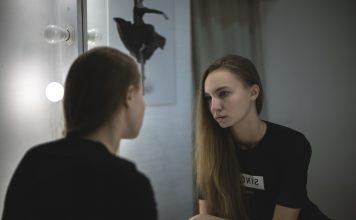 огледалото
