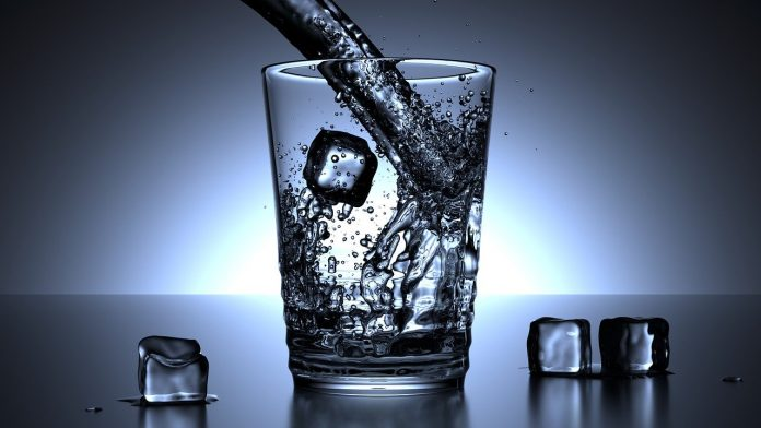 вода на гладно